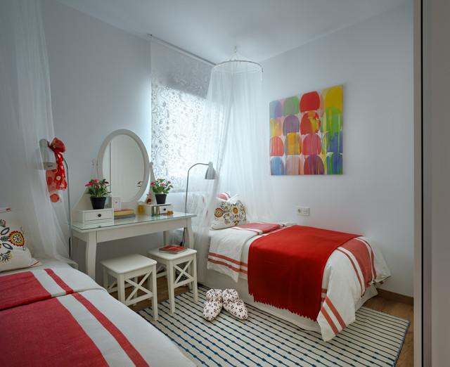 Casa ikea revista casa diez contemporary kids malaga - Casa diez dormitorios ...