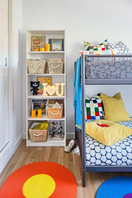 Casa nayef m laga ecl ctico dormitorio infantil - Dormitorios infantiles malaga ...