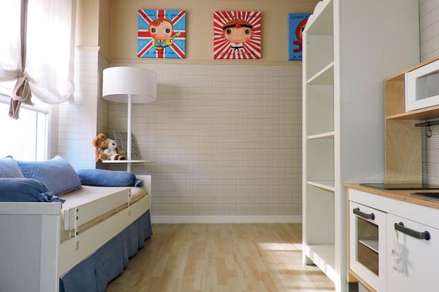 Proyecto dormitorio infantil en valencia - Dormitorios infantiles valencia ...