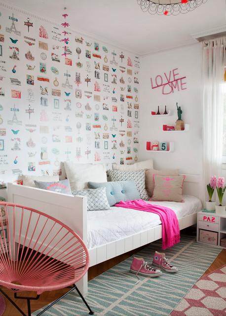 Dormitorio infantil n rdico dormitorio infantil for Dormitorio infantil nordico
