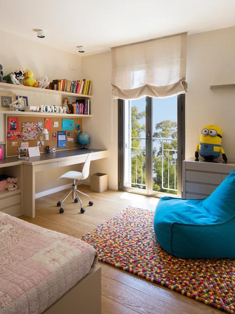 Projecte folgueroles n rdico dormitorio infantil for Dormitorio infantil nordico