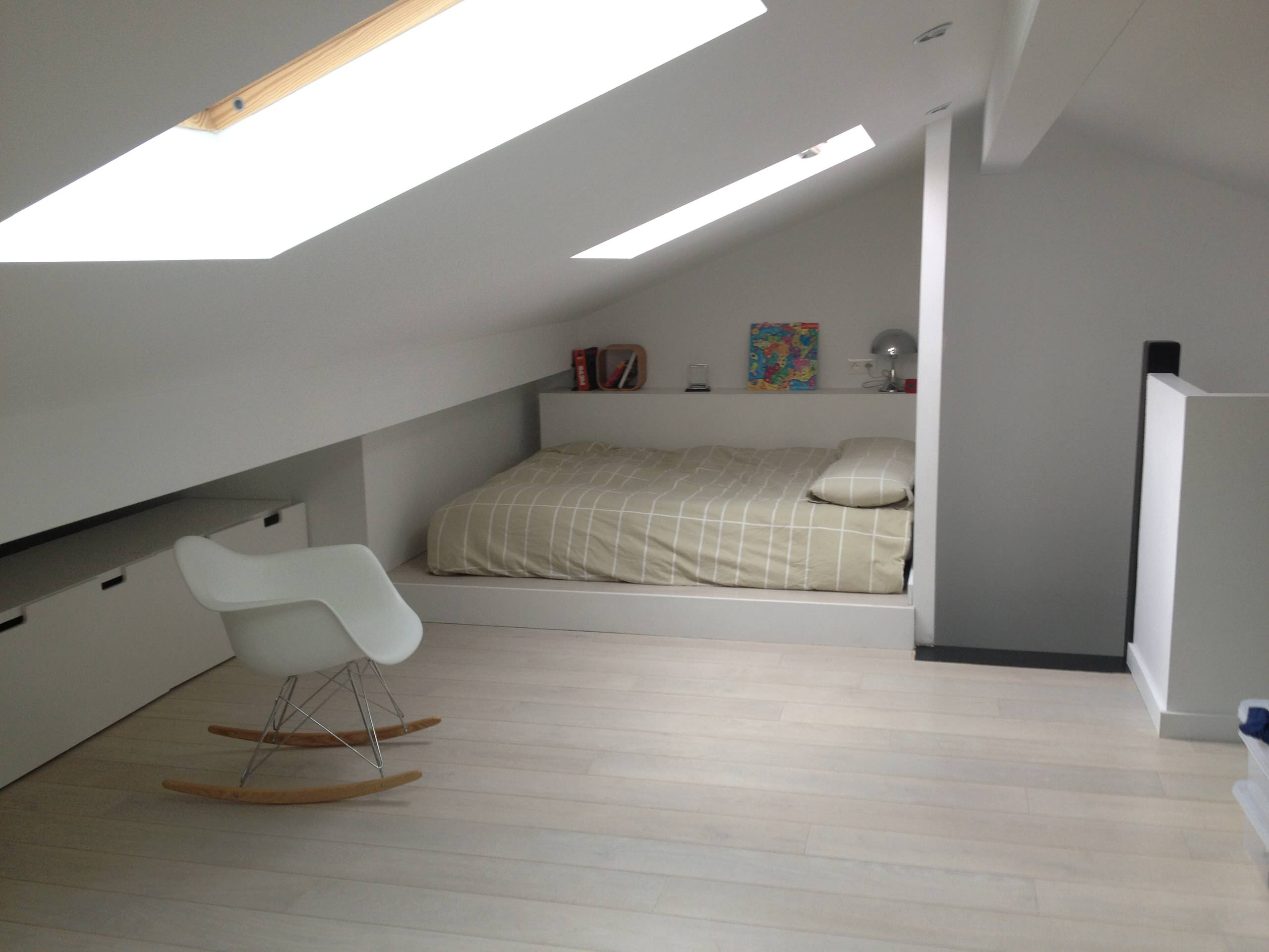 Extension d'un appartement à Biarritz