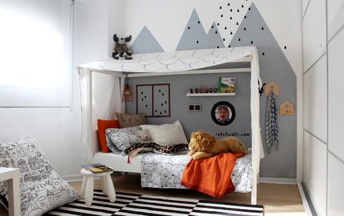 Par rut chicote interiorismo voir plus de photos de chambres denfant classique