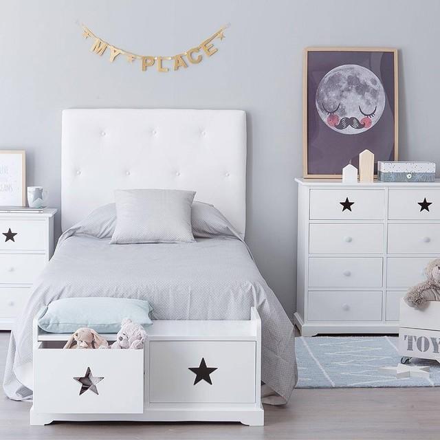habitaciones infantiles nordicas Nrdico Dormitorio Infantil Nrdico Dormitorio Infantil
