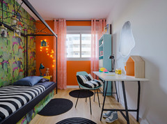 5 de los dormitorios infantiles que más gustan en Houzz