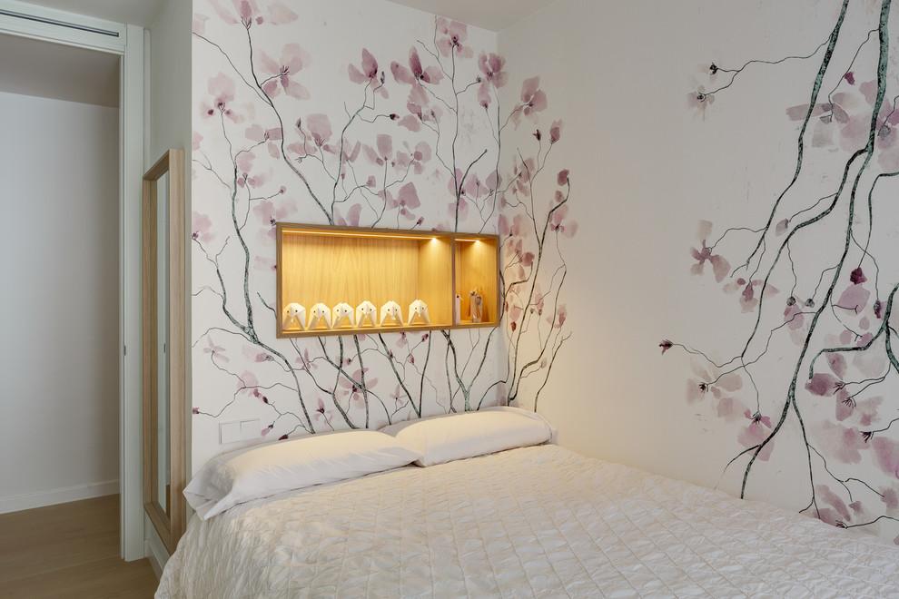 Example of a trendy kids' room design in Alicante-Costa Blanca