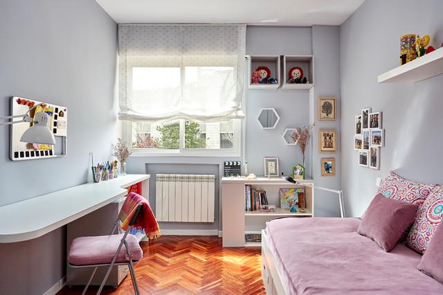 Dormitorios juveniles: 13 escritorios para empezar bien el curso 7