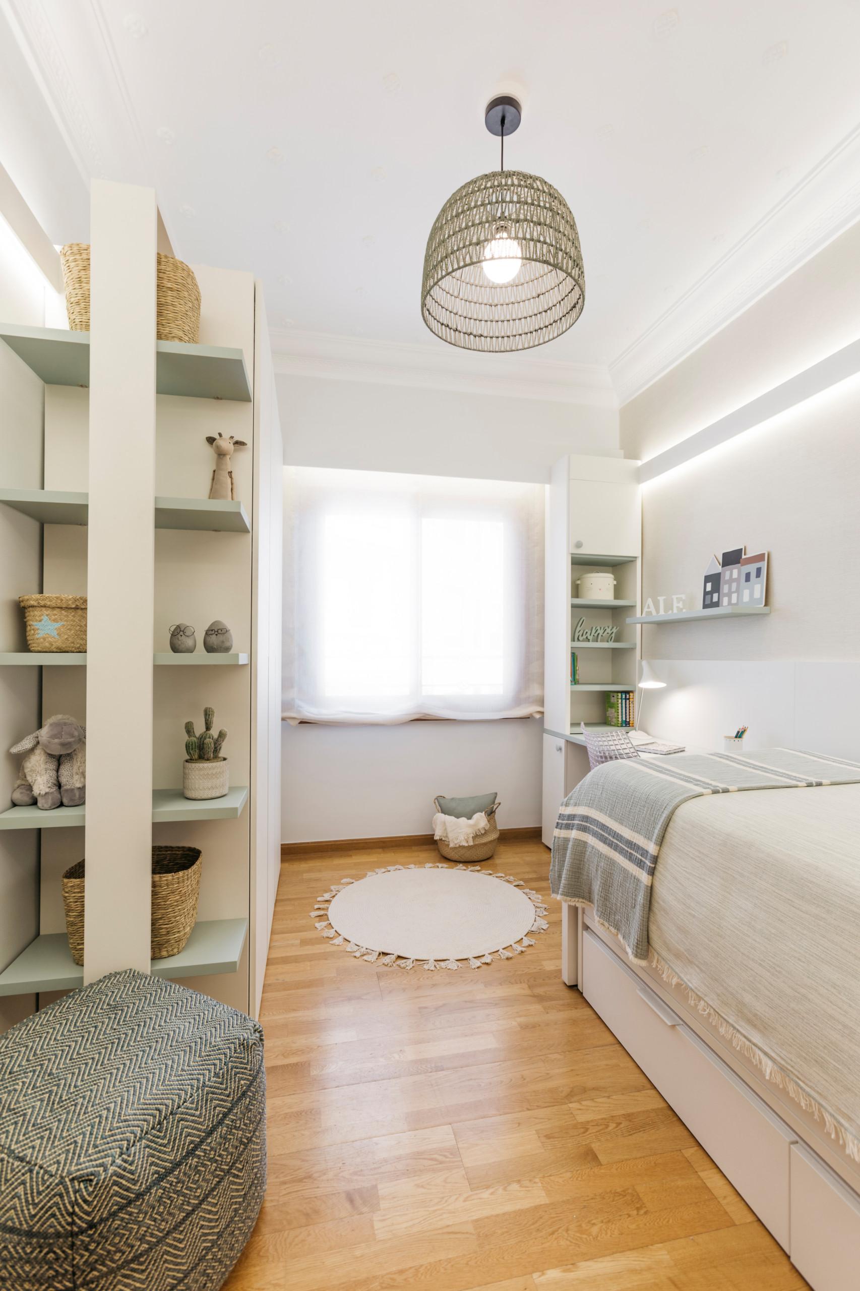 Vista general del dormitorio