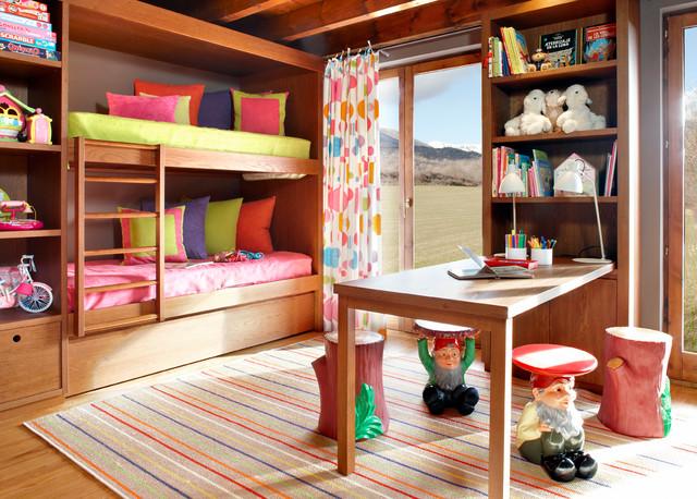 Cómo montar una zona de estudio en casa en un cuarto compartido 3