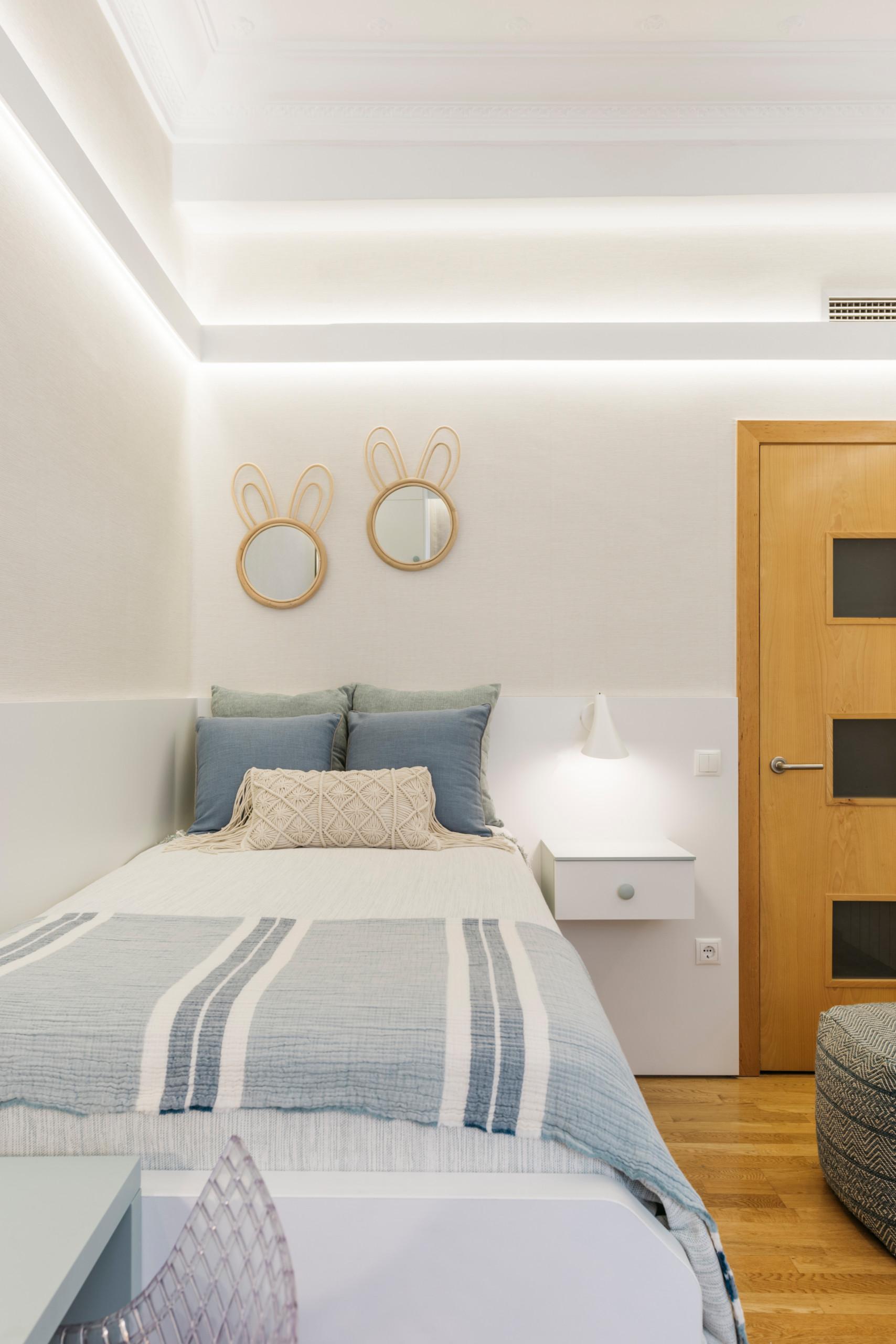 Zona de cama