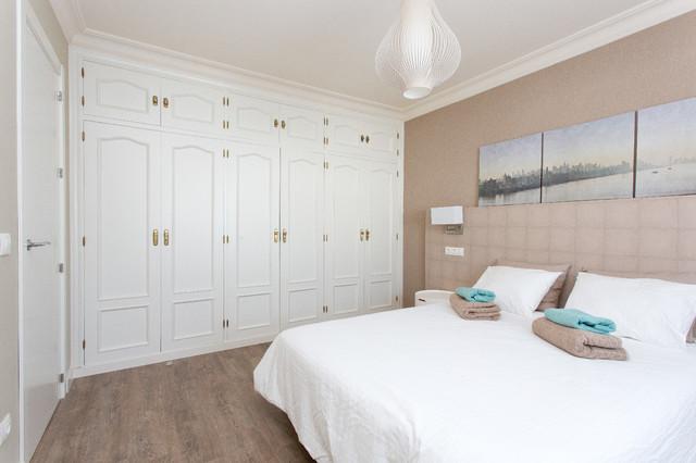 Casa arturo soria scandinavian bedroom madrid by - Apartamentos arturo soria ...
