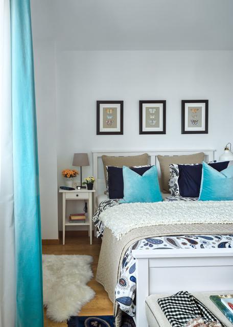 Casa ikea revista casa diez contempor neo dormitorio - Casa diez dormitorios ...