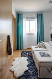 Casa ikea revista casa diez contempor neo dormitorio - Casa diez recibidores ...
