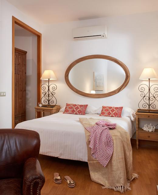 Decoraciones rom ntico dormitorio m laga de crisal for Malaga decoracion