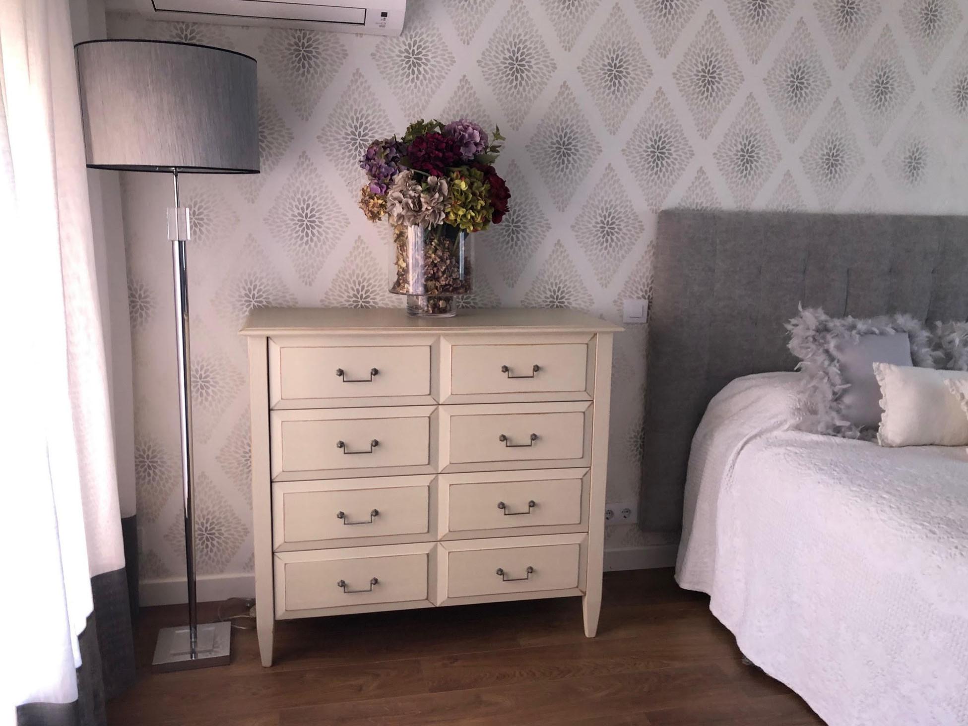 Diseño Dormitorio en suit