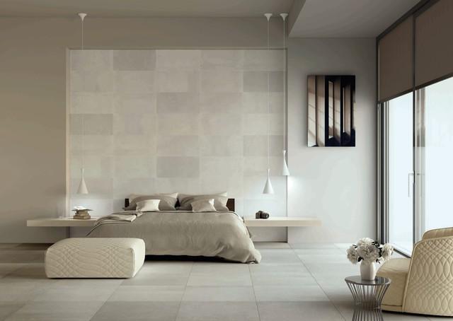 Dormitorio bedroom contempor neo dormitorio otras - Suelos modernos para casa ...