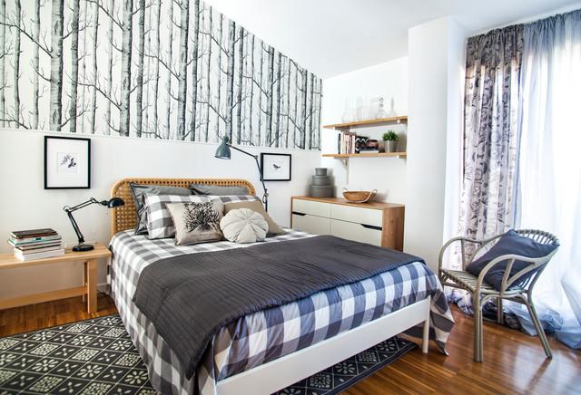 Interiorismo r stico dormitorio otras zonas de - Interiorismo dormitorios ...