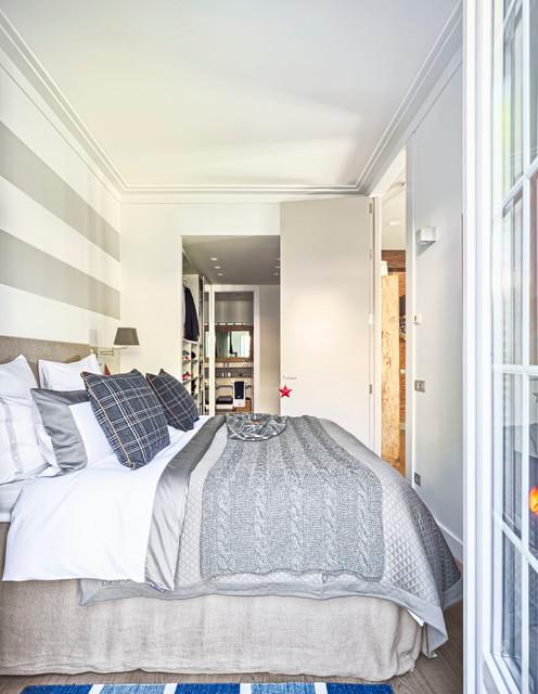 Lexington aravaca cl sico renovado dormitorio madrid - Textil dormitorio ...