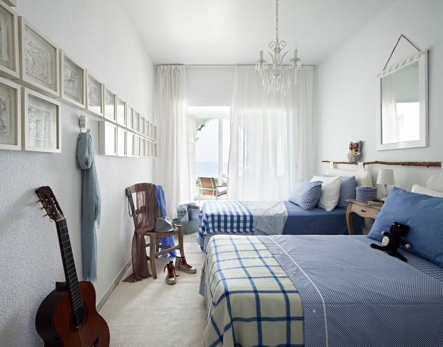 Lexington mijas mediterr neo dormitorio madrid de - Textil dormitorio ...