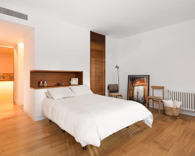 N rdico dormitorio for Dormitorio nordico