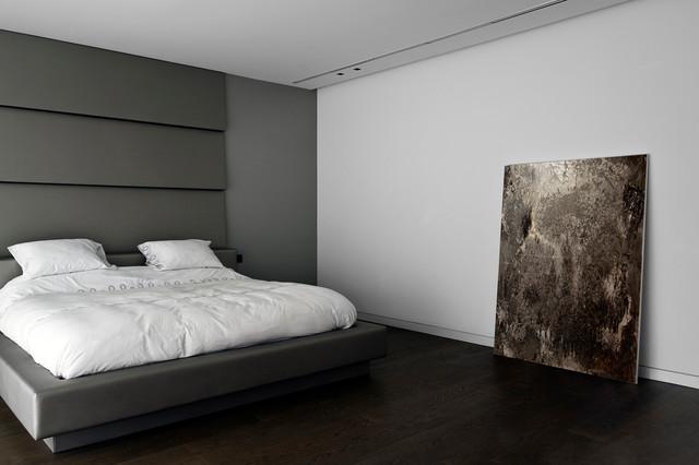 Park house contempor neo dormitorio madrid de a - Rafael llamazares arquitecto ...