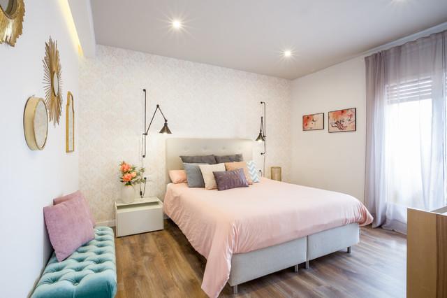 6 objetos imprescindibles en un dormitorio de estilo romántico