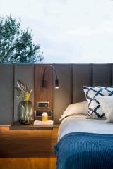 Colores de otoño: Marrones y grises para un dormitorio acogedor