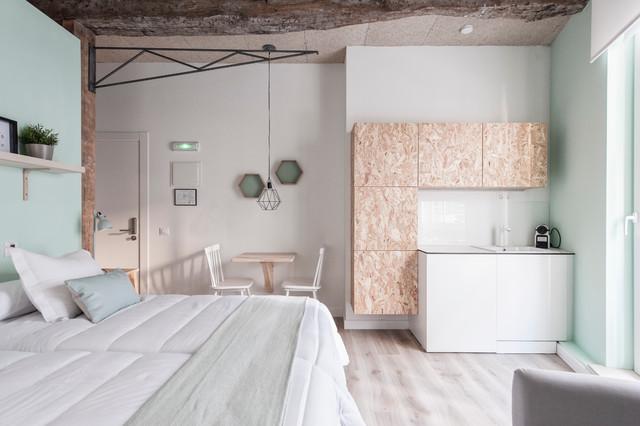 Urban suite santander n rdico dormitorio otras zonas for Urban suite santander