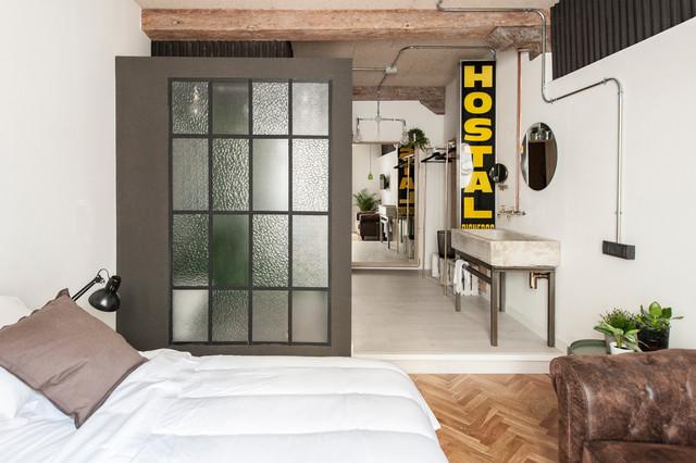 Urban suite santander industriale camera da letto for Urban suite santander