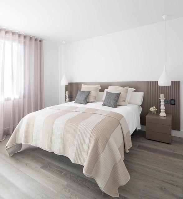 Vivienda en ibiza contemporary bedroom bilbao by - Natalia zubizarreta ...
