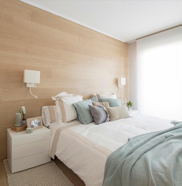 Vivienda gernika contempor neo dormitorio bilbao - Houzz dormitorios ...