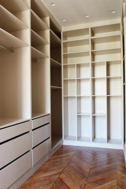 Appartement Haussmanien à Lyon © Alios Rénovation - Contemporain ...