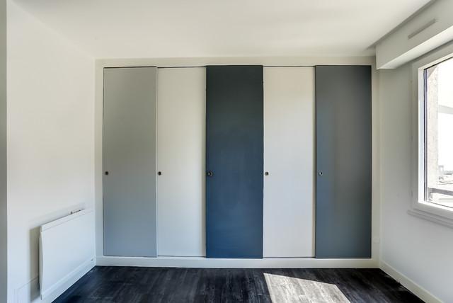 Appartement style Loft avec terrasse (Paris)