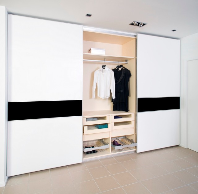 Idée dressing by GM Aménagement - Modern - Wardrobe - Le ...