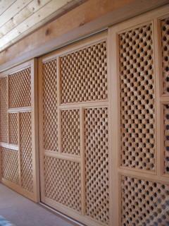 moucharabiehs by ateliers zelij armoire et dressing toulouse par ateliers zelij. Black Bedroom Furniture Sets. Home Design Ideas