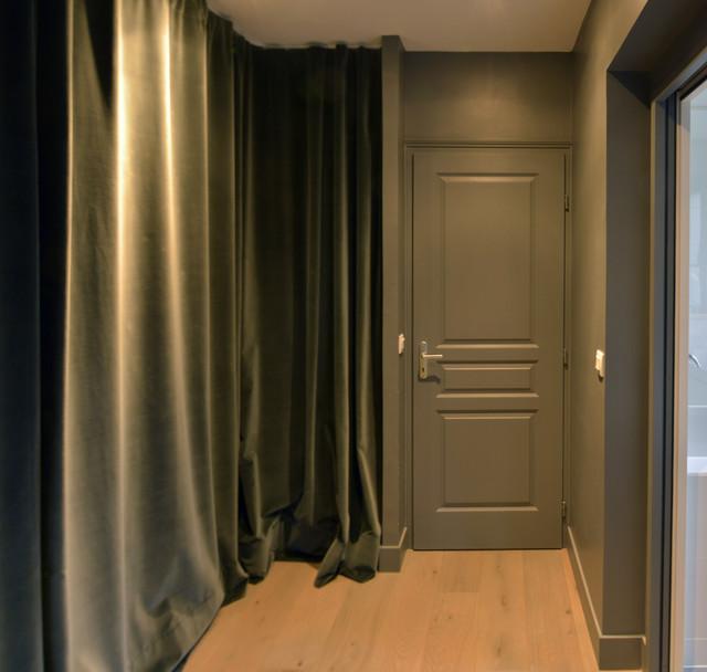 R novation sdb dressing wc chambre parentale hauts de for Armoire chambre parents
