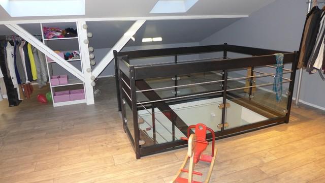 Renover et d corer une maison annees 70 contemporain armoire et dressing strasbourg par - Renover une maison des annees 70 ...