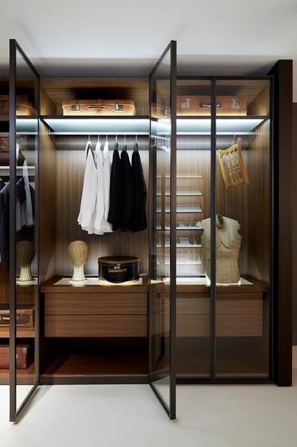 storage dressing design piero lissoni porro trendy opbevaring garderobe bordeaux af. Black Bedroom Furniture Sets. Home Design Ideas