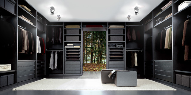 cini nils componi begehbarer kleiderschrank modern eingang m nchen von. Black Bedroom Furniture Sets. Home Design Ideas