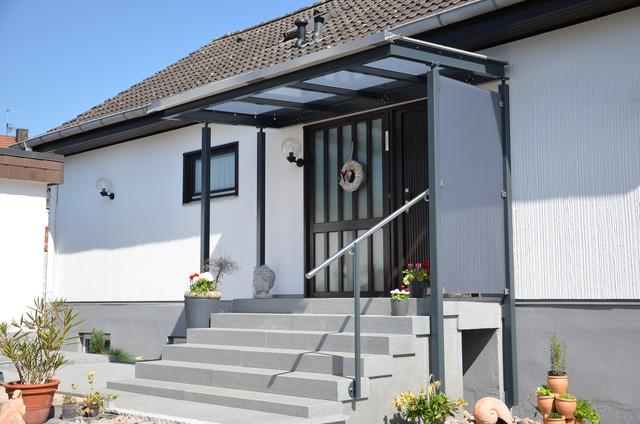Eingangsüberdachung eingangsüberdachung vordach modern eingang sonstige