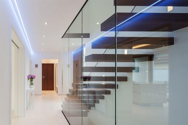 Eingangsbereich Haus Gestalten haus s modern eingang münchen kutschker leischner