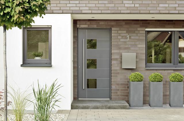 Eingangstüren modern  Haustüren - Modern - Eingang - Sonstige - von HeKa Bauelemente GmbH