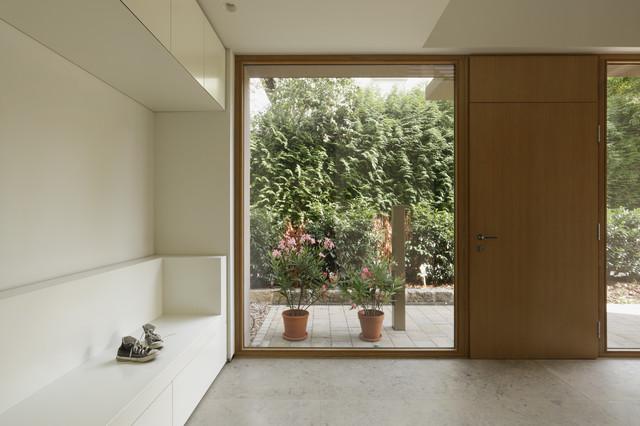 Neubau privathaus - Fenster zumauern welcher stein ...