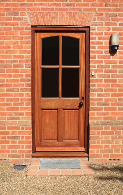 Door Ideas traditional-entry
