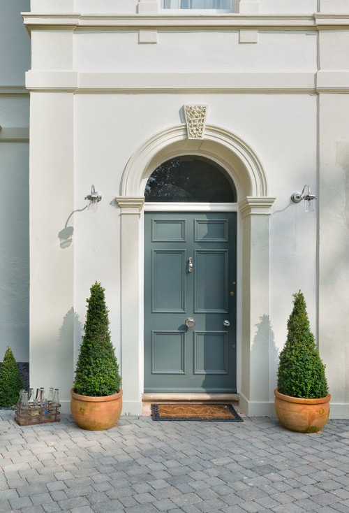 elegant front door design