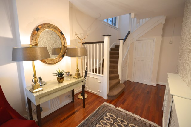 Ground Floor Renovation To A 1930s House Transitional