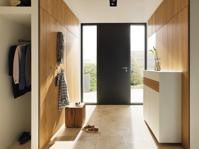 Entrance Foyer En Ingles : Luxury entrance way modern london by