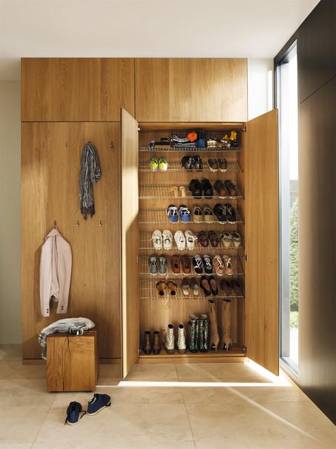 Luxury Hallways - Modern - Entry - London - by Wharfside