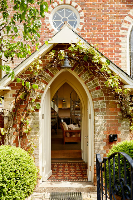The Chapel Traditional Entrance Wiltshire By Hart