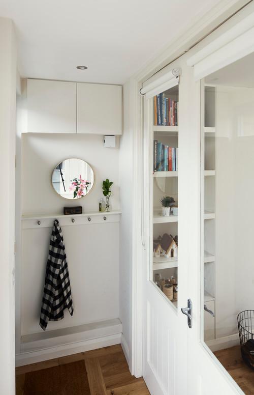 cómo diseñar un recibidor pequeño
